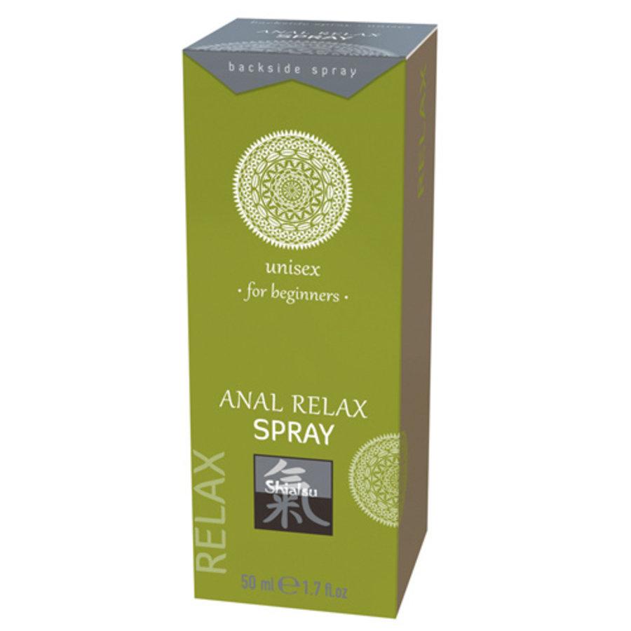 Anal Relax Spray - Voor Beginners-1