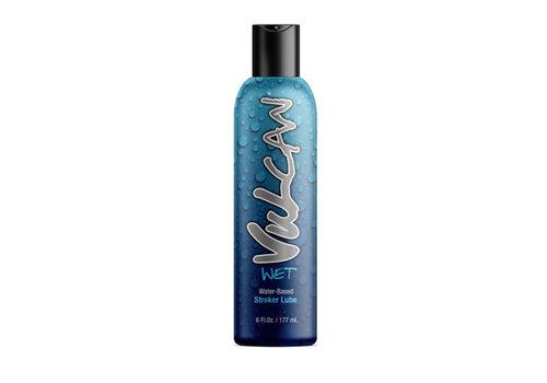 Vulcan Wet Waterbasis Glijmiddel - 117 ml