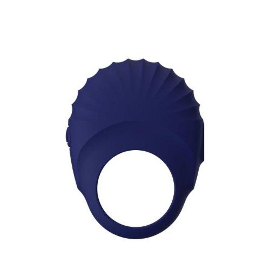 Blue Evolution Pallas - Vibrerende Cockring-1
