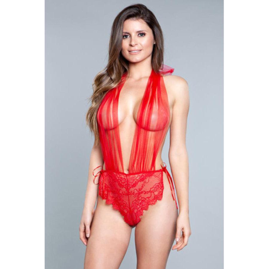 Alessandra Body - Rood-1