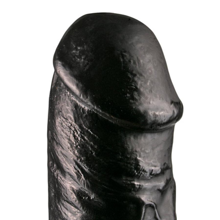 Realistische Dildo 29 cm - Zwart-2