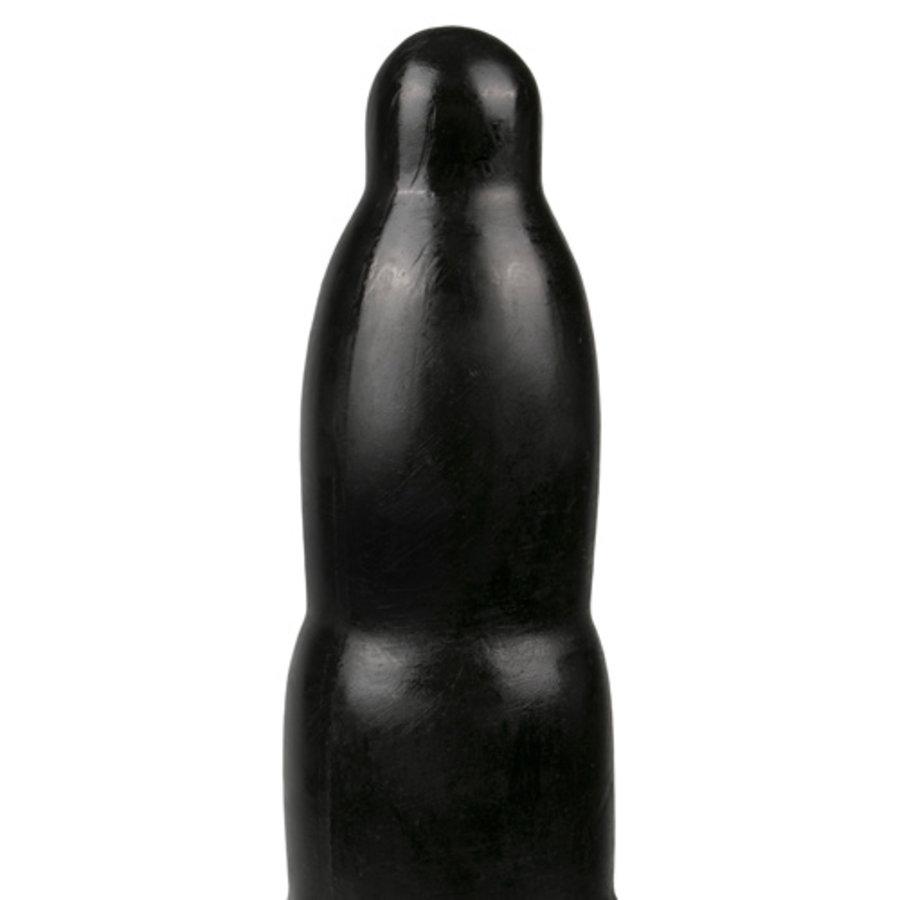 XXL Dildo 33.5 cm - Zwart-2