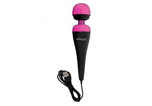 Palm Power Plug & Play - Wand Vibrator