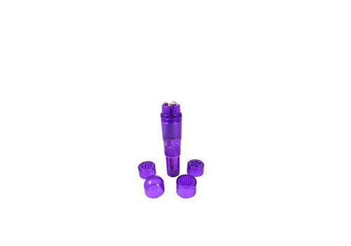 Pocket Pleasure Mini Vibrator - Paars