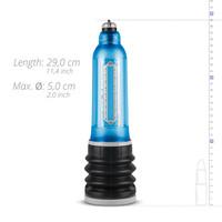 thumb-Hydromax Pomp X30 blauw-4