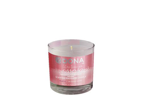Dona Massage Candle Flirty