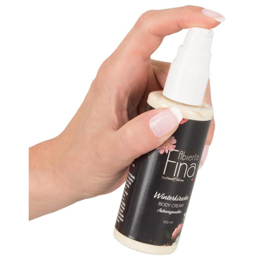 Abierta Fina Body Cream - 100 ml-4