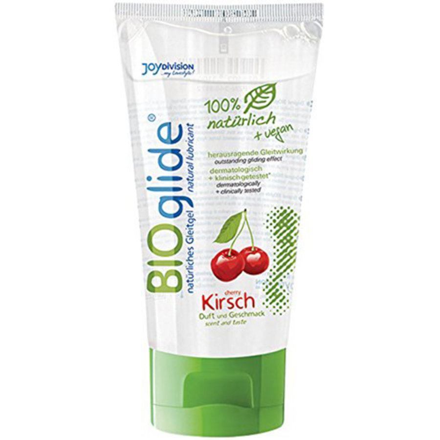 BIOglide Glijmiddel Kersen - 80 ml-1