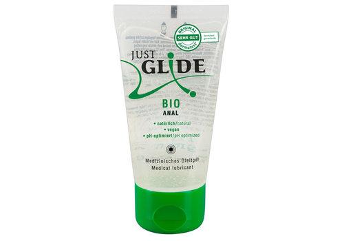Just Glide Bio Anaal Glijmiddel - 50 ml
