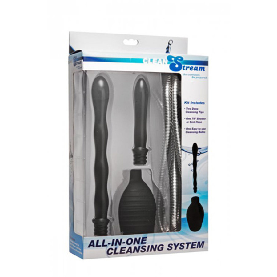 All In One Shower Enema Systeem-2