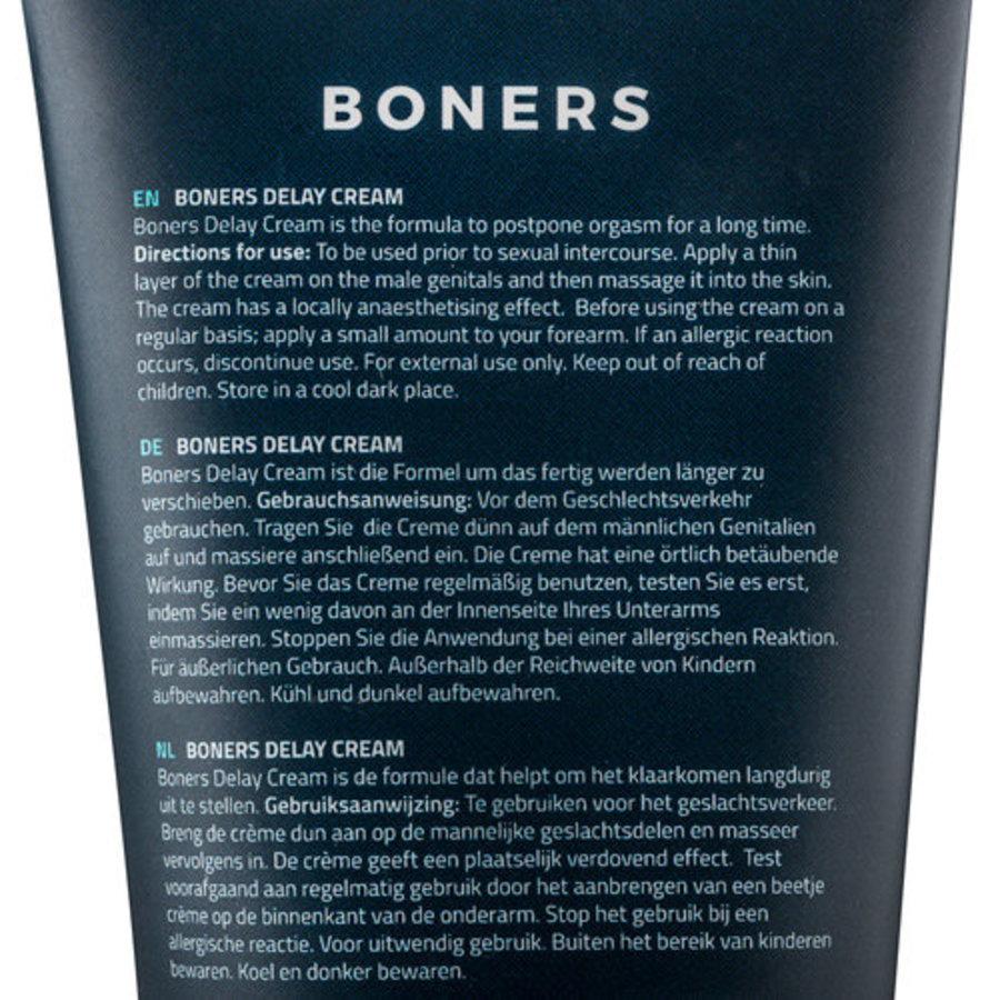 Boners Orgasmevertragende Crème-4