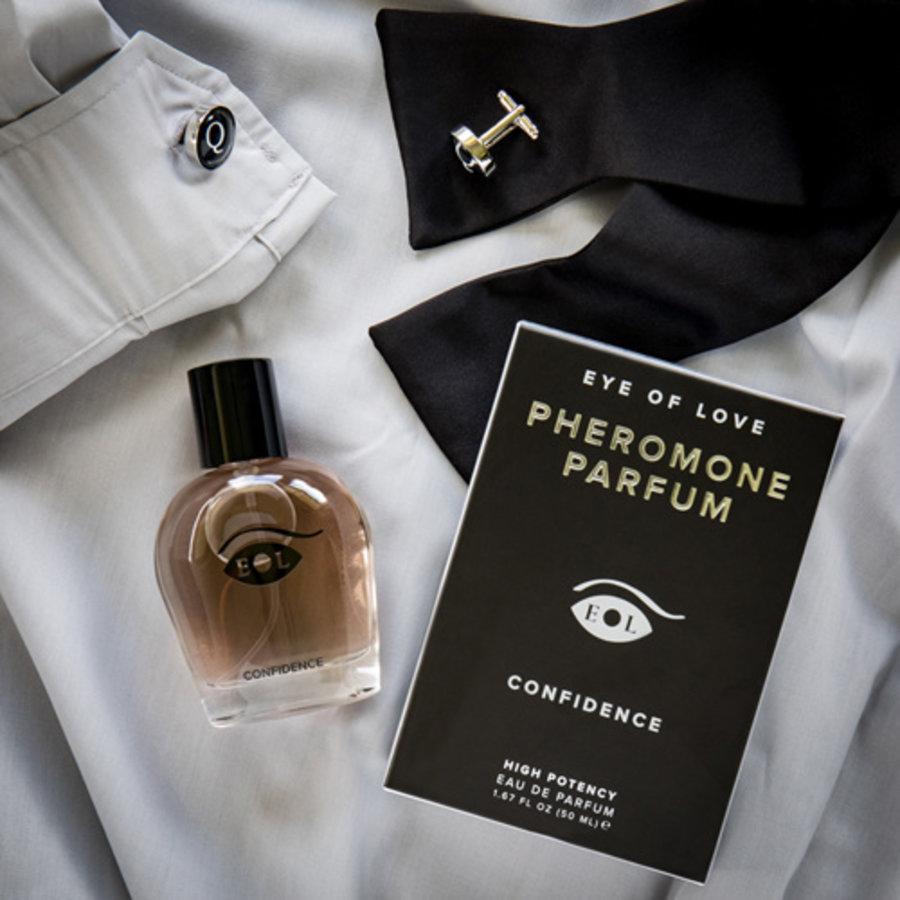 Confidence Feromonen Parfum - Man/Vrouw-4