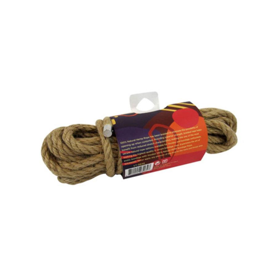 100% Natural Hemp Bondage Touw - 10 Meter-3
