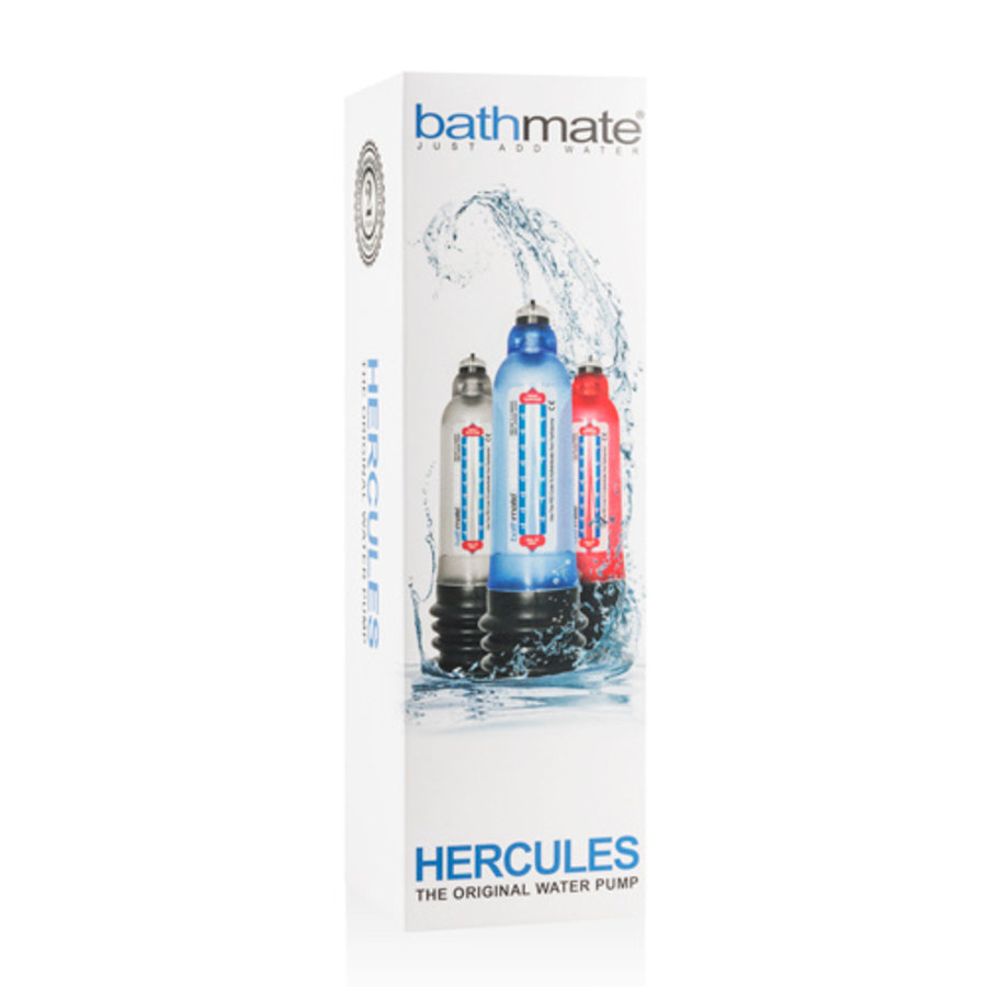 Bathmate Hydro 7 Penispomp - Clear-5