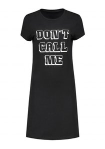 Don't Call Tee Dress