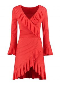 Jori Ruffle Dress