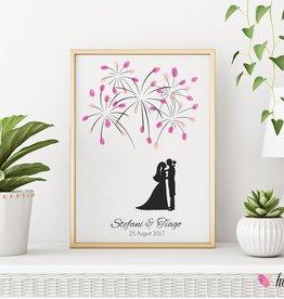 wedding tree // Feuerwerk