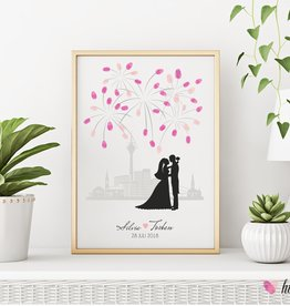 wedding tree // Skyline