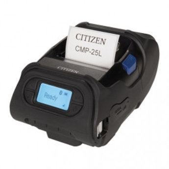 Citizen   CMP-25L, USB, RS232, 8 dots/mm (203 dpi), display, ZPL, CPCL