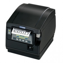 Citizen CT-S851II, 8 dots/mm (203 dpi), cutter, display, wit