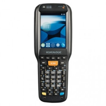 Datalogic   Skorpio X4, 2D, USB, RS232, BT, WLAN, alfa, Gun, ext. Bat., WEC 7