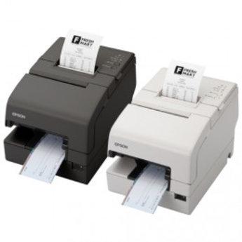 Epson   TM-H 6000IV, USB, WLAN, cutter, wit