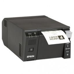 Epson Epson TM-T70II-DT, USB, RS232, Ethernet, zwart
