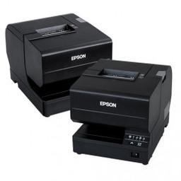 Epson Epson TM-J7200, USB, Ethernet, cutter, ASF, zwart