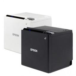 Epson TM-m30 bundle, incl.: DM-D30, USB, Ethernet, 8 dots/mm (203 dpi), ePOS, zwart