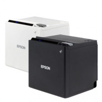 Epson   TM-m30 bundle, incl.: DM-D30, USB, Ethernet, 8 dots/mm (203 dpi), ePOS, zwart