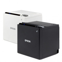 Epson Epson TM-m30, USB, Ethernet, WLAN, 8 dots/mm (203 dpi), ePOS, zwart
