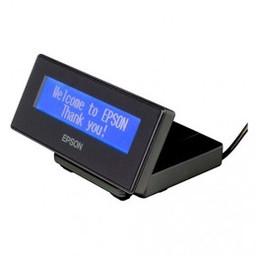 Epson DM-D30, zwart, USB