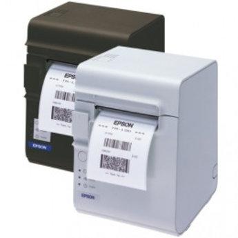 Epson   TM-L90, 8 dots/mm (203 dpi), USB, RS232, zwart