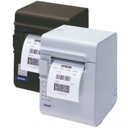 Epson Epson TM-L90, 8 dots/mm (203 dpi), USB, WLAN, zwart