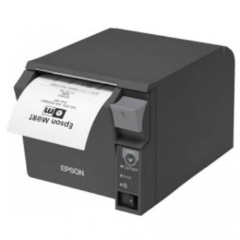Epson   TM-T70II, USB, BT (iOS), zwart