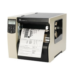 Zebra Zebra 220Xi4, 12 dots/mm (300 dpi), cutter, ZPLII, multi-IF, printserver (ethernet)