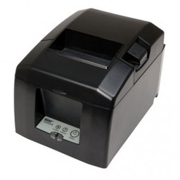 Star Micronics Star TSP654II AirPrint, Ethernet, WLAN, 8 dots/mm (203 dpi), cutter, grijs
