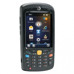 Zebra Zebra MC55X, 2D, USB, WLAN, QWERTY, disp., bat. ext.