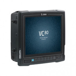Zebra Zebra VC80X, Outdoor, USB, powered-USB, RS232, BT, WLAN, ESD, Android