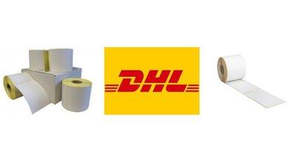 Verzendetiketten DHL