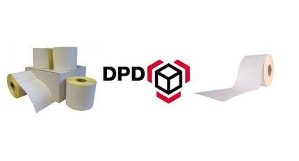 Verzendetiketten DPD