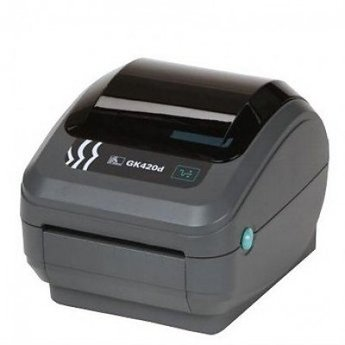 Zebra GK420D  USB Labelprinter
