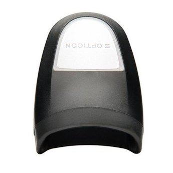 Opticon Robuuste 1D Barcodescanner met USB kabel en desktop-stand