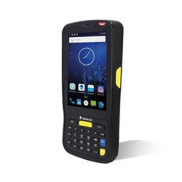 Newland MT65 Beluga lIl (2D  imager / laser aimer, BT, WiFi, 4G, GPS, NFC) met cradle