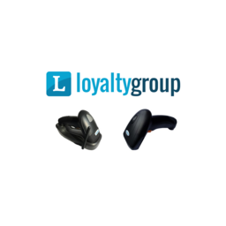 Scanners voor  Loyalty Group Spaarsystemen