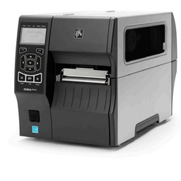 Zebra ZT410, 8 dots/mm (203 dpi), peeler, rewinder, RTC, display, EPL, ZPL, ZPLII, USB, RS232, BT, Ethernet