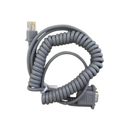 Datalogic RS232 kabel, spiraal