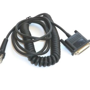 Datalogic   RS232 kabel 25P female