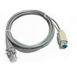 Datalogic USB Kabel, recht, IBM