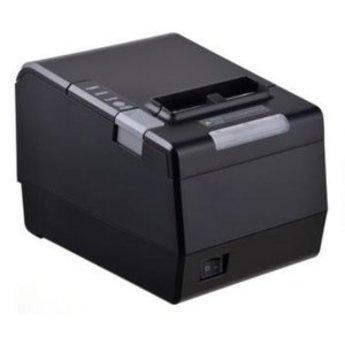 Autonet bonnenprinter met USB en Ethernet (+ 5 rollen 74 meter)